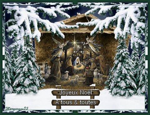 Joyeux Noël et bon réveillon