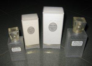 """Ancien flacons """"Miss Dior"""" avec boites"""