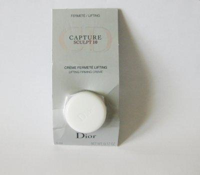 Echantillon Dior pour échange