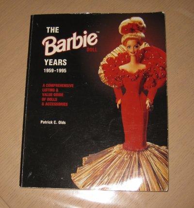 Poupées Barbie livre de Cotations de 1959 à 1995, Vente ou Echange