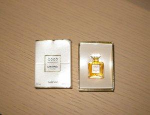 Coco Mademoiselle de Chanel, miniature (version 2 du verso de la boite ), vente ou échange
