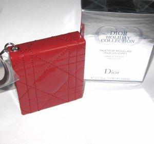 """Dior Palette de rouge à lèvres Collector """"Holidays"""" Neuve  VENTE OU ECHANGE"""