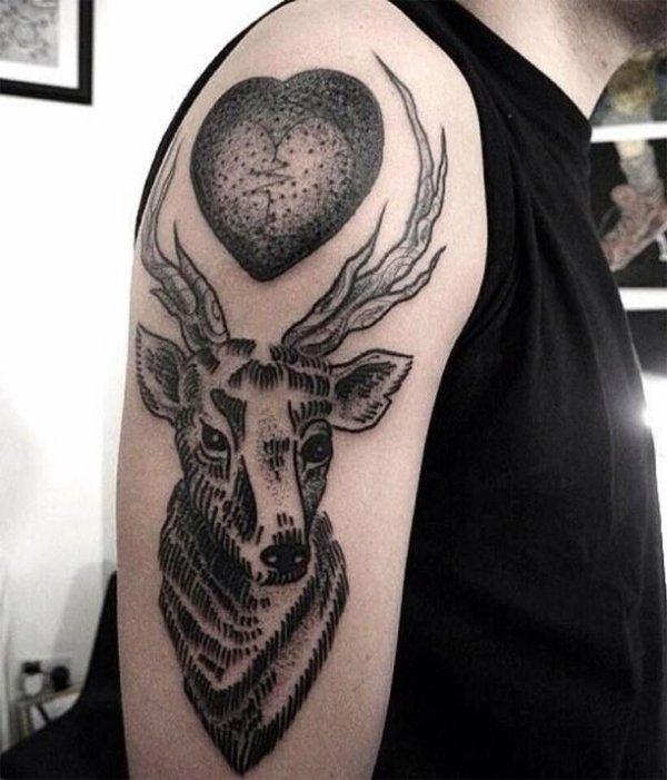 Nouveau tatouage de Louis Tomlinson