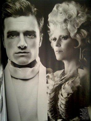 Nouveaux stills. HGE + Vanity Faire