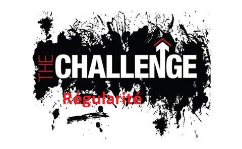 Challenge de régularité 2017