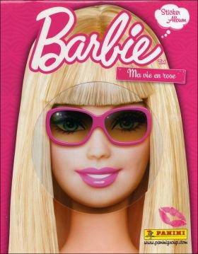 Panini - Barbie ma vie en rose