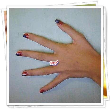~ Vieux dossiers : Mes premiers Nail-Art ~
