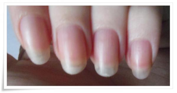 ~ Mes ongles au naturel + mon colis ~