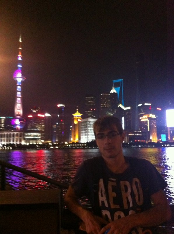 moi a Shanghai