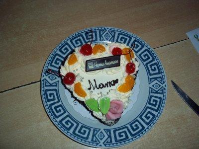 anniversaire de ma maman