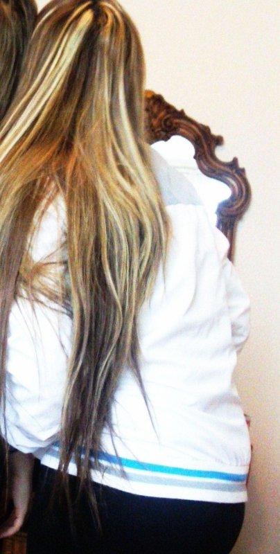 my cheveu ^_^