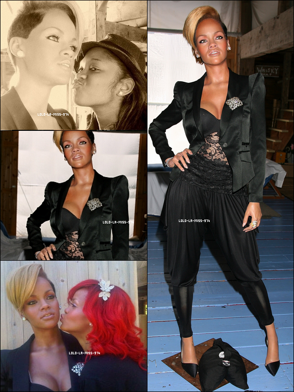 Rihanna et sa statut de sire :D . Posté le: 31/o8/2o1o
