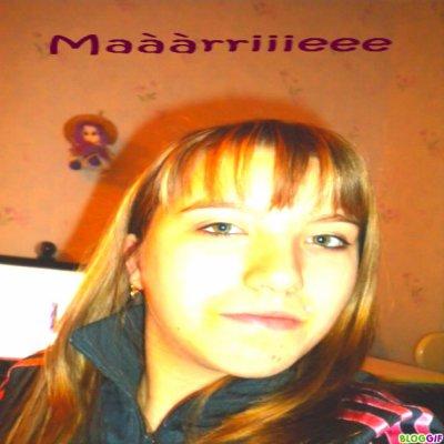 Mademoizelle mariie du 58