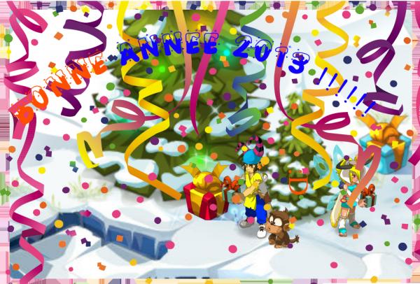 ➔ ✨Bonne fête de fin d'année ! :D✨