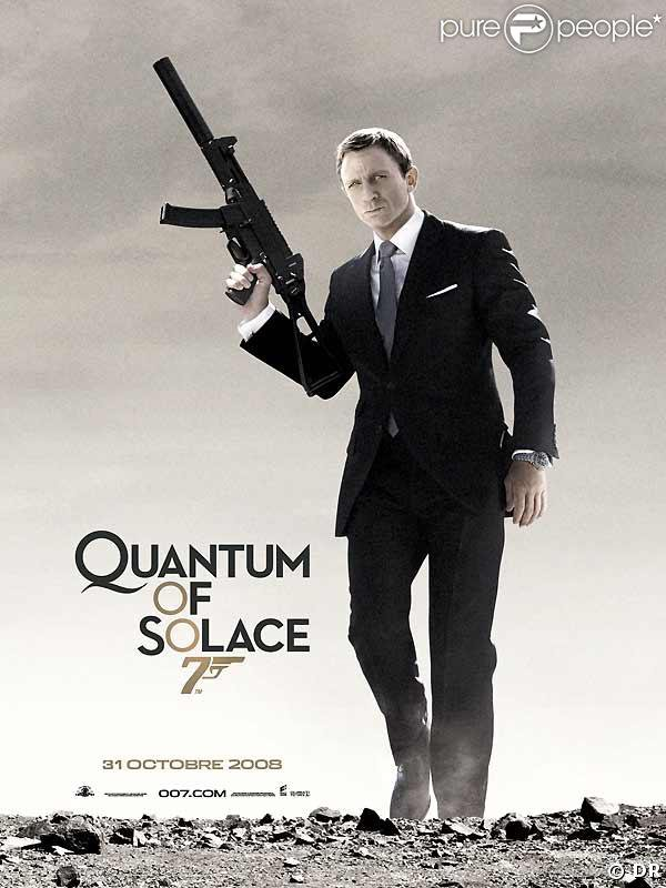 Quantum Of Solace 007 ! ☺