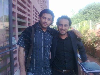 younes sardi et hicham bahloul