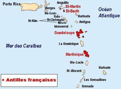 îles françaises