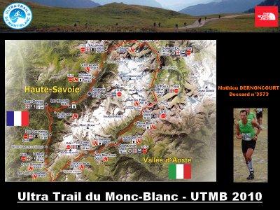 Ultra Trail de Mont-Blanc - UTMB 2010
