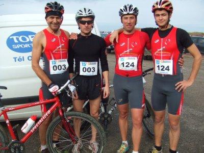 Résultats du 15ème Run&Bike du Touquet - Dimanche 31 Octobre 2010