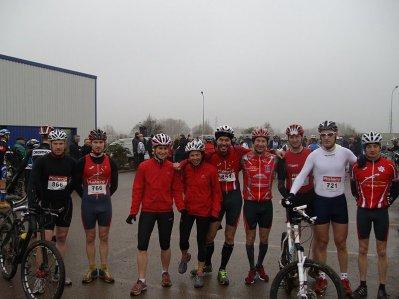 Run & Bike Aire sur le Lys - Dimanche 20 Février 2011