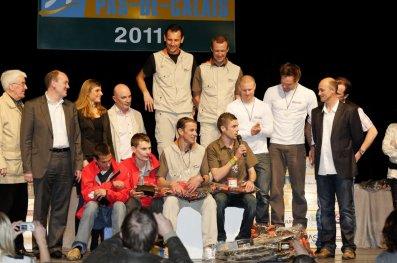Résultats du Raid du Touquet 2011