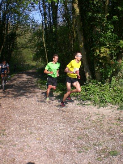 Résultats du 10km du Trail de Desvres - Dimanche 17 Avril 2011