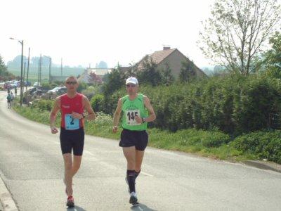 Résultats de la Sarrazine - Tournehem - Samedi 30 Avril 2011