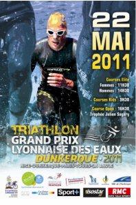 Résultats du Triathlon de Dunkerque - Dimanche 22 Mai 2011