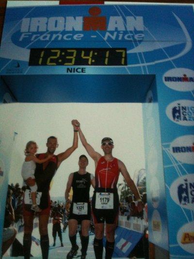 Résultats de l'Ironman de Nice - Dimanche 26 Juin 2010