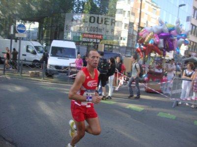 Résultats Semi + 10km Lille - Samedi 03 Septembre