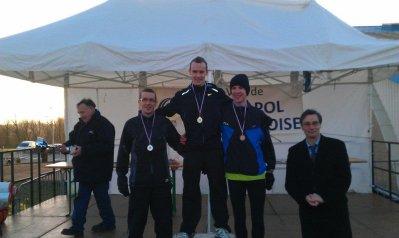 Résultats Championnats Départementaux de Cross - Dimanche 15 Janvier 2012