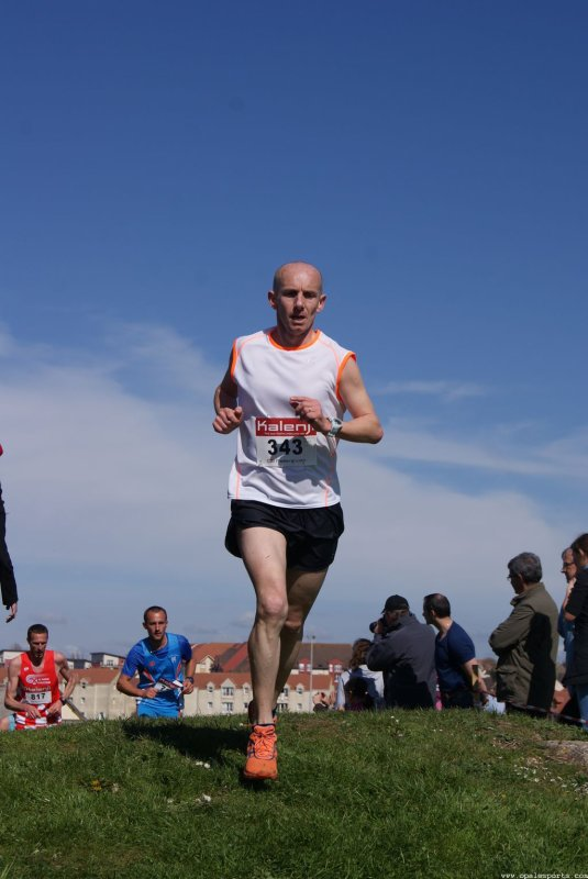 Résultats Ronde du Fort de L'Heurt - Le Portel - Mardi 01 Mais 2012