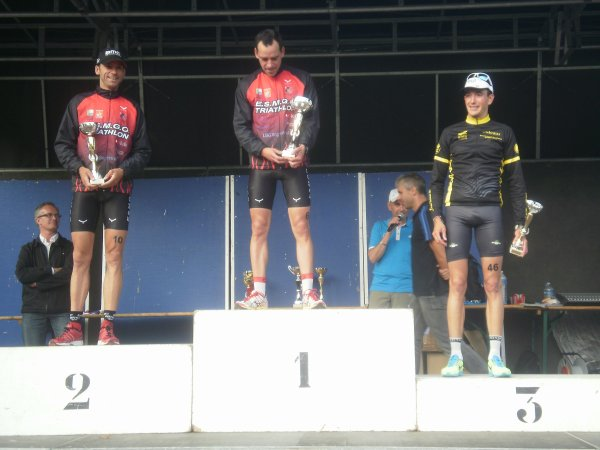 Grand prix Division 1 de Duathlon à Lievin