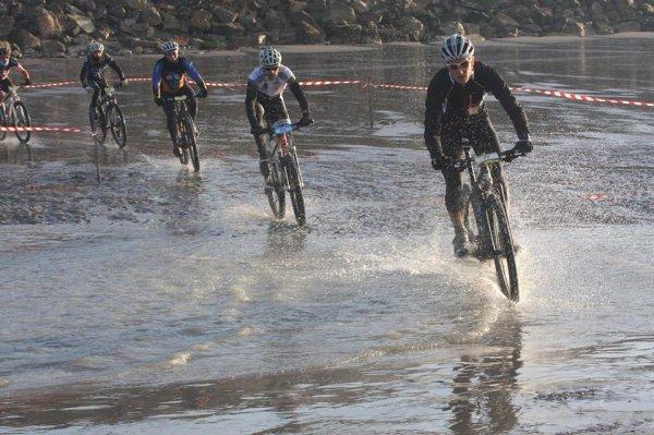 Camiers MTB Beach Race VTT