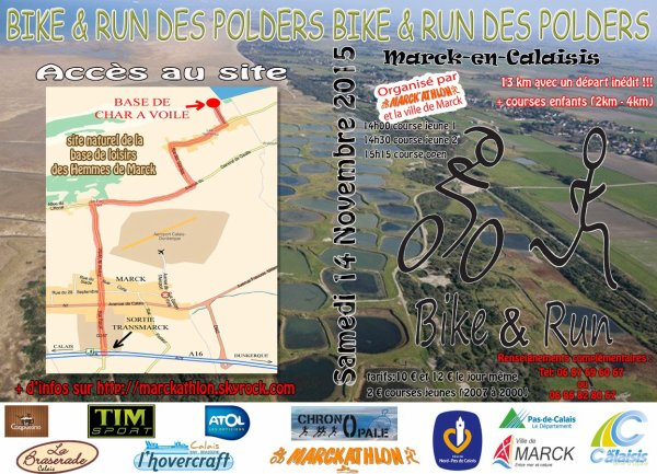 Run & Bike des Polders