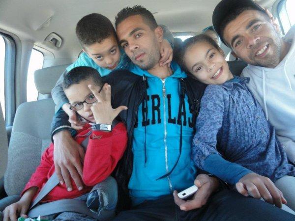 moi et La Famille <3