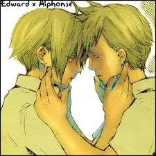 Alphonse x Edward
