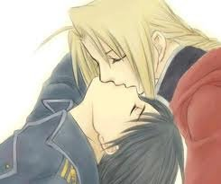 Edward x Roy