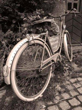 ech viux vélo.