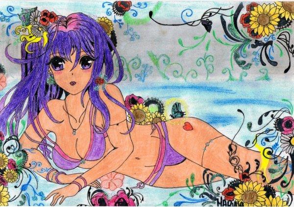 ,.-~*'°¯°'*~-., La Princesse Aux Fleurs ,.-~*'°¯°'*~-.,