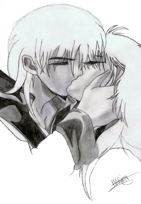 Miaka et Tasuki