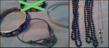 Bracelets et Coliers
