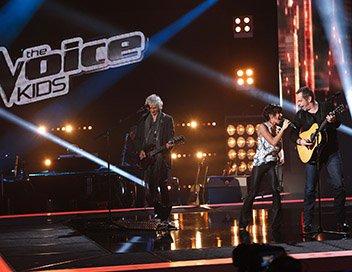 The Voice Kidse ce soir a la boite a image tf1