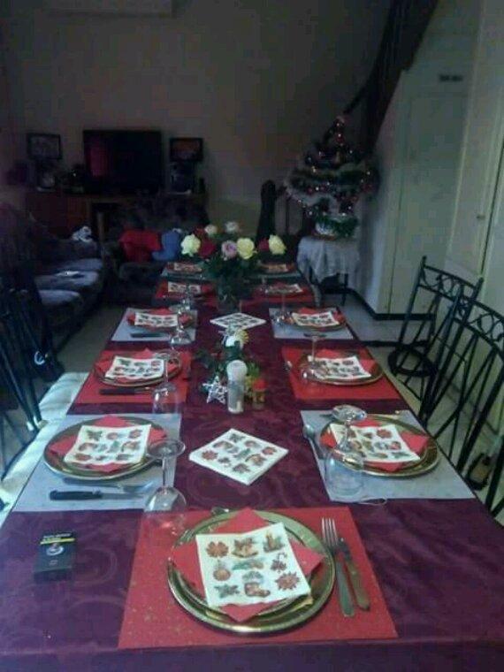 Bon appétit la table est prête