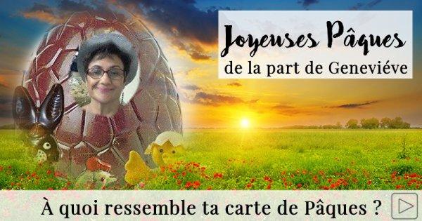 DE BONNES PAQUES A VOUS