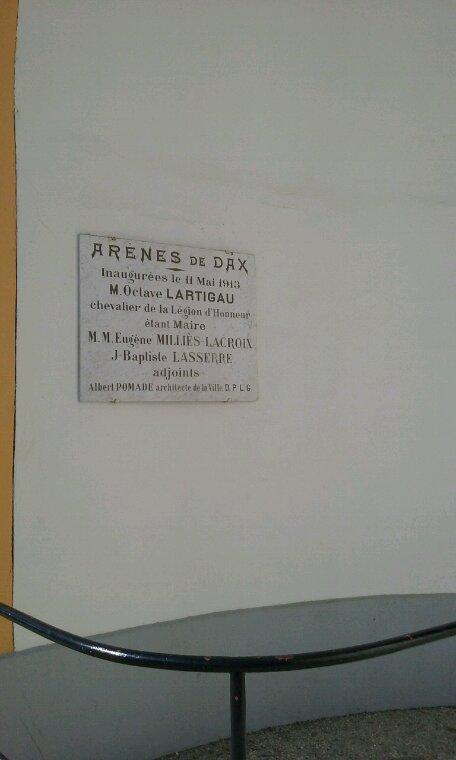 Arène De Dax