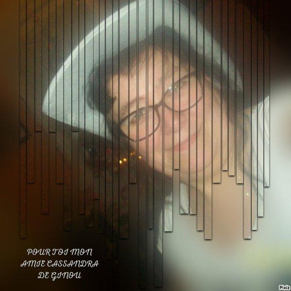 CADEAUX POUR MES AMIES JOSIE2ARLES ET CASSANDRA