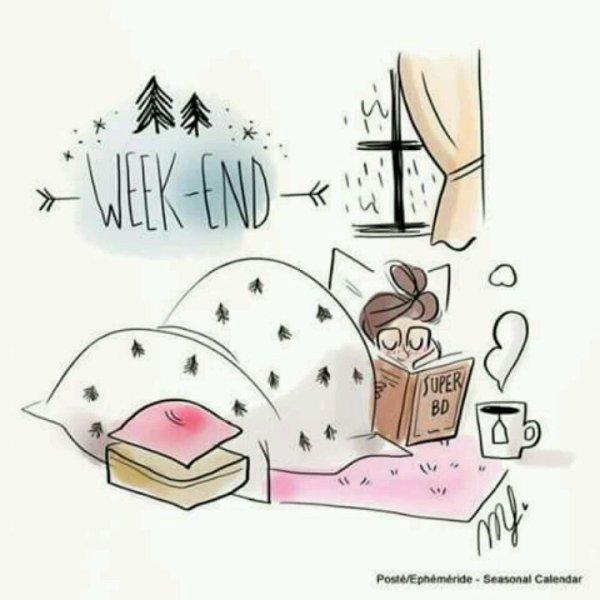 Ce soir week-end