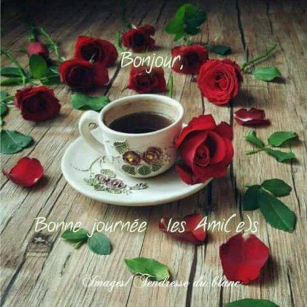 Petit café mes amis