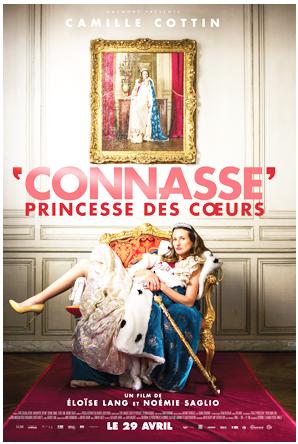"""Connasse"" Princesse des Coeurs"